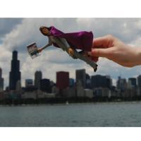 Custom Super Recruiter Doll at SHRM